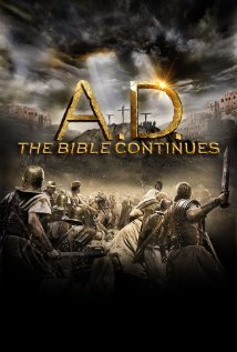 Locandina A.D. The Bible Continues  Streaming Serie TV