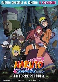 Naruto il film: La torre perduta (2010) Streaming