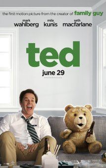 Locandina Ted  Streaming