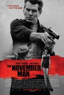 Locandina The November Man  Streaming