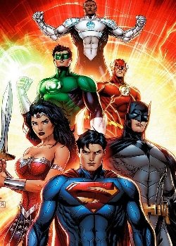 Locandina Justice League: War  Streaming