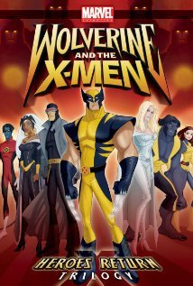 Locandina Wolverine and the Xmen