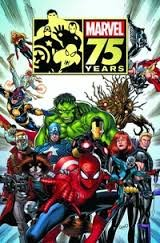 Locandina Marvel 75 Years from Pulp to Pop