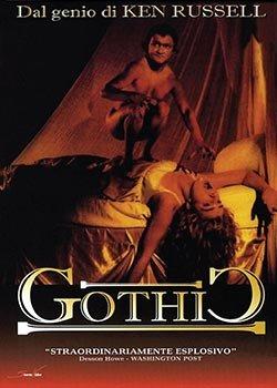 Locandina Gothic  Streaming