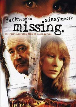 Locandina Missing – Scomparso  Streaming