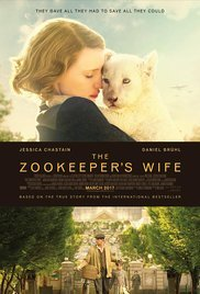Locandina The Zookeeper's Wife