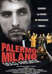 Palermo - Milano: Solo Andata