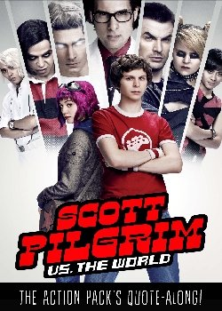 Locandina Scott Pilgrim vs. the World  Streaming