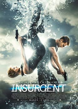 Locandina The Divergent Series: Insurgent  Streaming