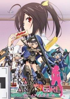 Locandina Frame Arms Girl