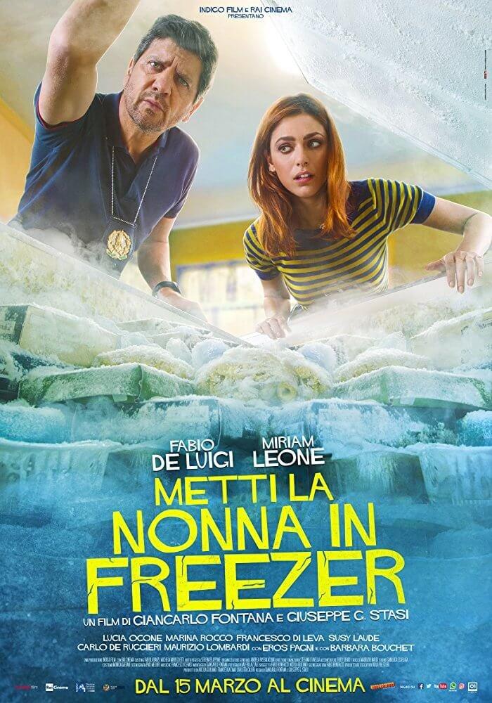 Locandina Metti La Nonna In Freezer