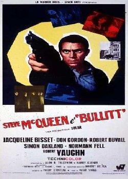 Locandina Bullitt