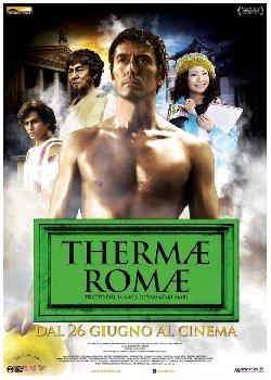 Locandina Thermae Romae