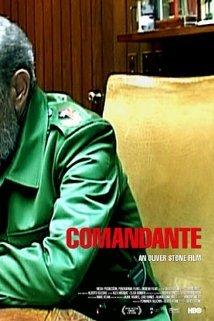 Locandina Comandante