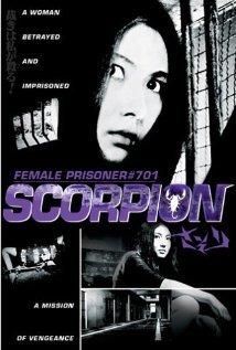 Locandina Female Prisoner #701: Scorpion