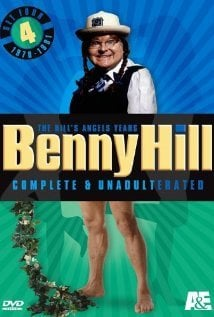 Locandina Benny hill show