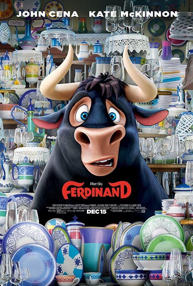 Locandina Ferdinand