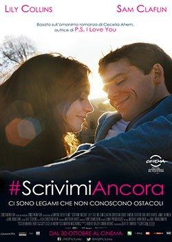 Locandina #ScrivimiAncora  Streaming