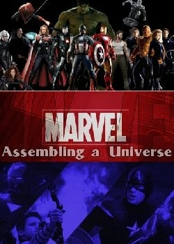 Locandina Marvel Studios: Assembling a Universe  Streaming