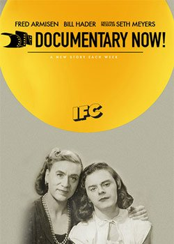 Locandina Documentary Now!  Streaming Serie Tv