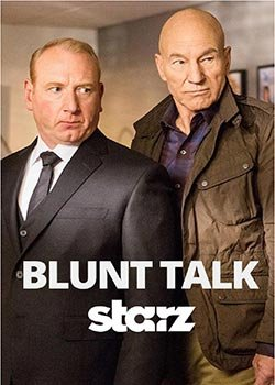 Locandina Blunt Talk  Streaming Serie Tv