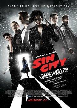 Locandina Sin City – Una Donna per Cui Uccidere