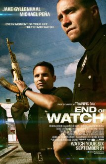 Locandina End Of Watch – Tolleranza Zero  Streaming