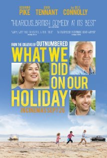 Locandina What we did on our holiday  Streaming