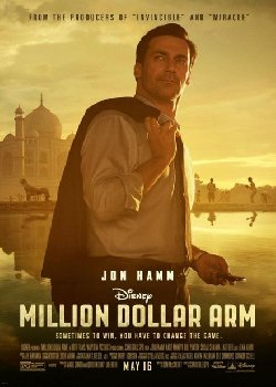 Locandina Million Dollar Arm