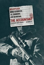 Locandina The Accountant  Streaming
