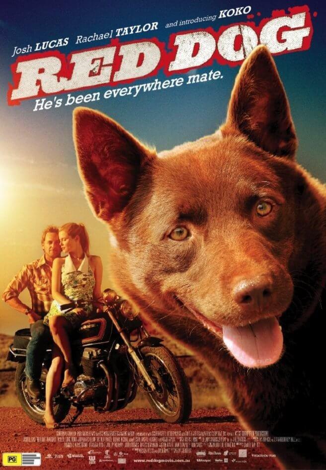Locandina Red Dog