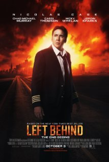 Locandina Left Behind – La profezia  Streaming