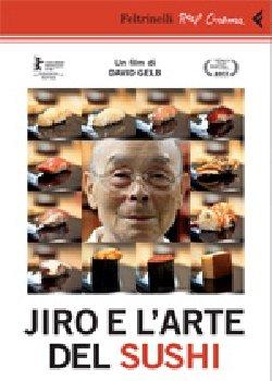 Locandina Jiro e L'arte del Sushi