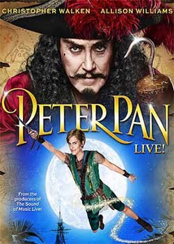Locandina Peter Pan Live!  Streaming