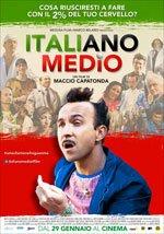 Locandina Italiano medio  Streaming