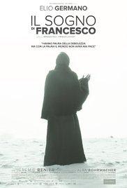 Locandina Il Sogno di Francesco