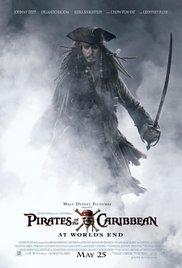 Locandina Pirati dei Caraibi – Ai confini del Mondo  Streaming