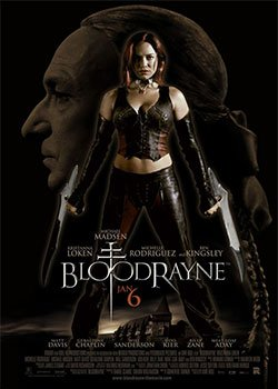 Locandina Bloodrayne  Streaming