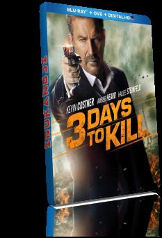 Locandina 3 Days to Kill  VU 1080p