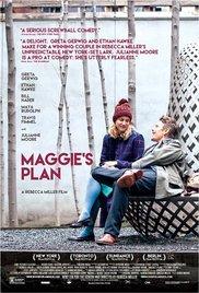 Locandina Il piano di Maggie – A cosa servono gli uomini  Streaming