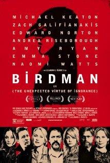 Locandina Birdman – O l'imprevedibile virtù dell'ignoranza  Streaming