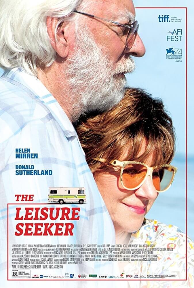 Locandina Ella & John: The Leisure Seeker