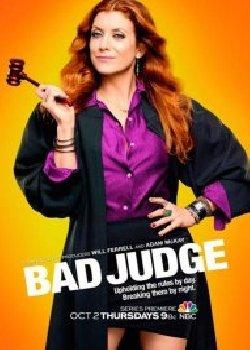 Locandina Bad Judge