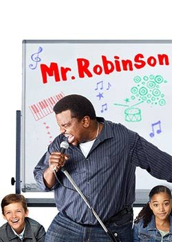 Locandina Mr. Robinson  Streaming Serie Tv