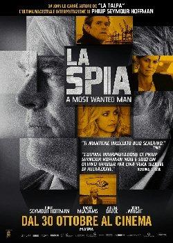 Locandina La Spia
