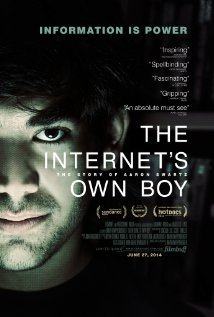 Locandina The Internet's Own Boy: The Story of Aaron Swartz  Streaming