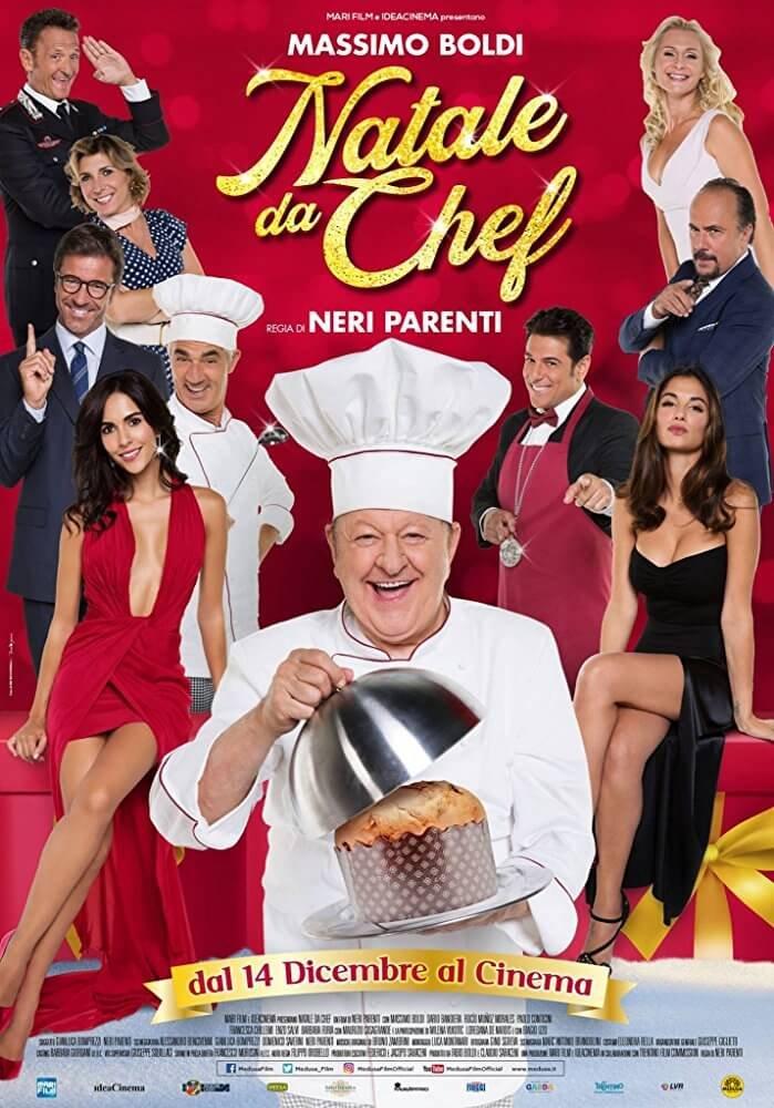 Locandina Natale da Chef
