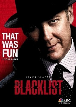 Locandina The Blacklist  Streaming Serie TV