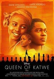 Locandina Queen of Katwe