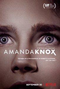 Locandina Amanda Knox  Streaming